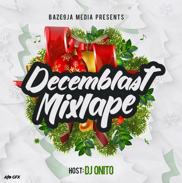 DJ Onito - Decemblast Mixtape
