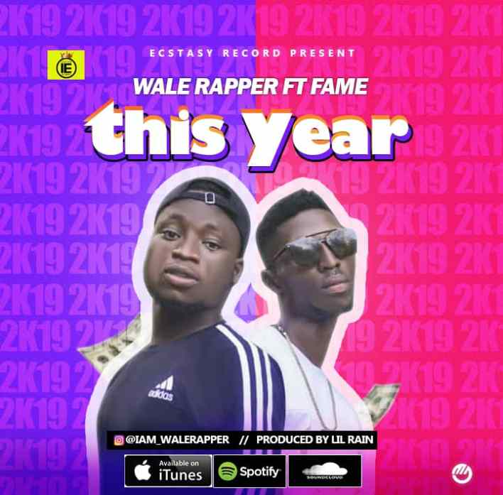 Wale Rapper ft. Fame - This Year