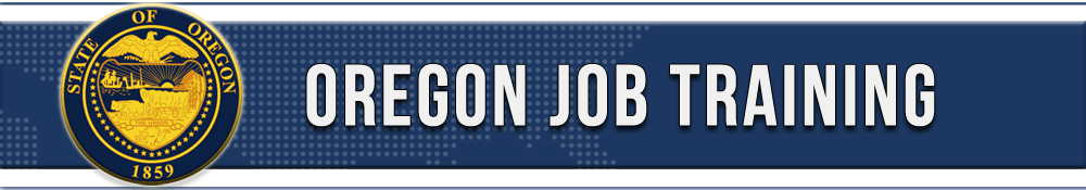 Oregon Job Training