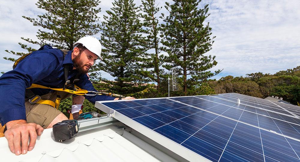 Solar Installation Training