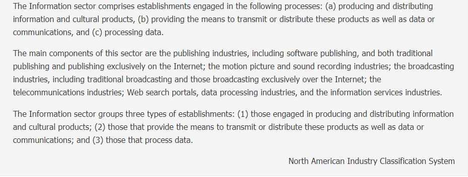 Information Description