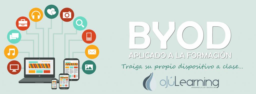 BYOD aplicado a la formación. Traiga su propio dispositivo a clase…