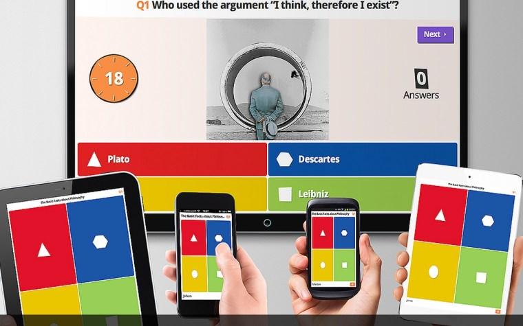 smartphone en el aula