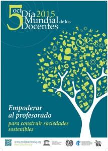 Día mundial docentes