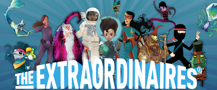 The Extraordinaires Design Studio: Creatividad lúdica