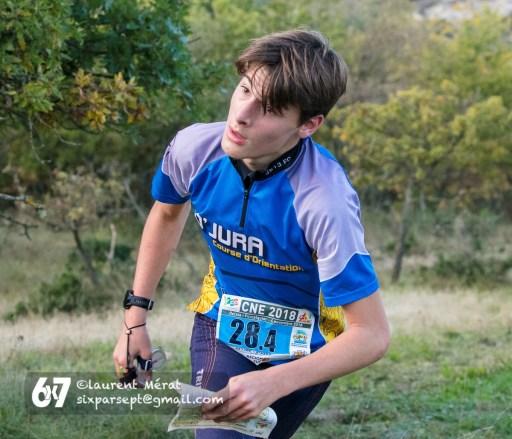 Mérite sportif de Neufchatel : Simon Hamel, un ojurassien dans la course