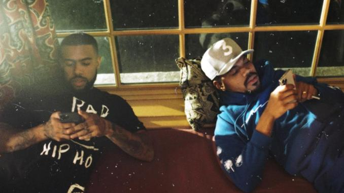 Mp3: Vic Mensa Feat Chance The Rapper - SHELTER (Acoustic Version)