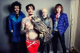 Mp3: The Darkness - Nobody Can See Me Cry