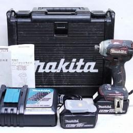 MAKITA[マキタ] 18V5.0/6.0Ah充電式インパクトドライバ[TD170DTXAB]/オーセンティックブラウン