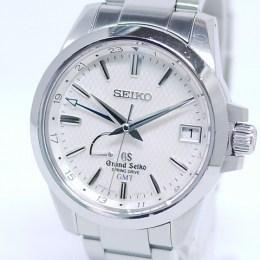 SEIKO[セイコー]Grand Seiko/グランドセイコー スプリングドライブGMTモデル/SBGE009 9R66-0AE0