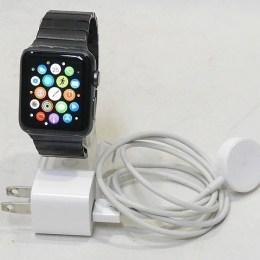 APPLE[アップル]アップルウォッチ シリーズ3/ GPS+Cellular / アルミニウム / 42mm / スペースグレイ /[A1891]