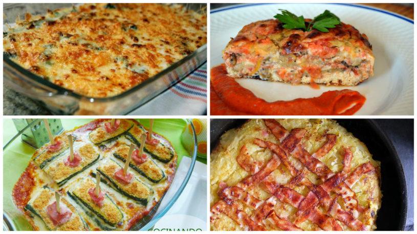 Recetas fáciles con verduras