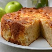 Bizcocho 4x9 de manzana