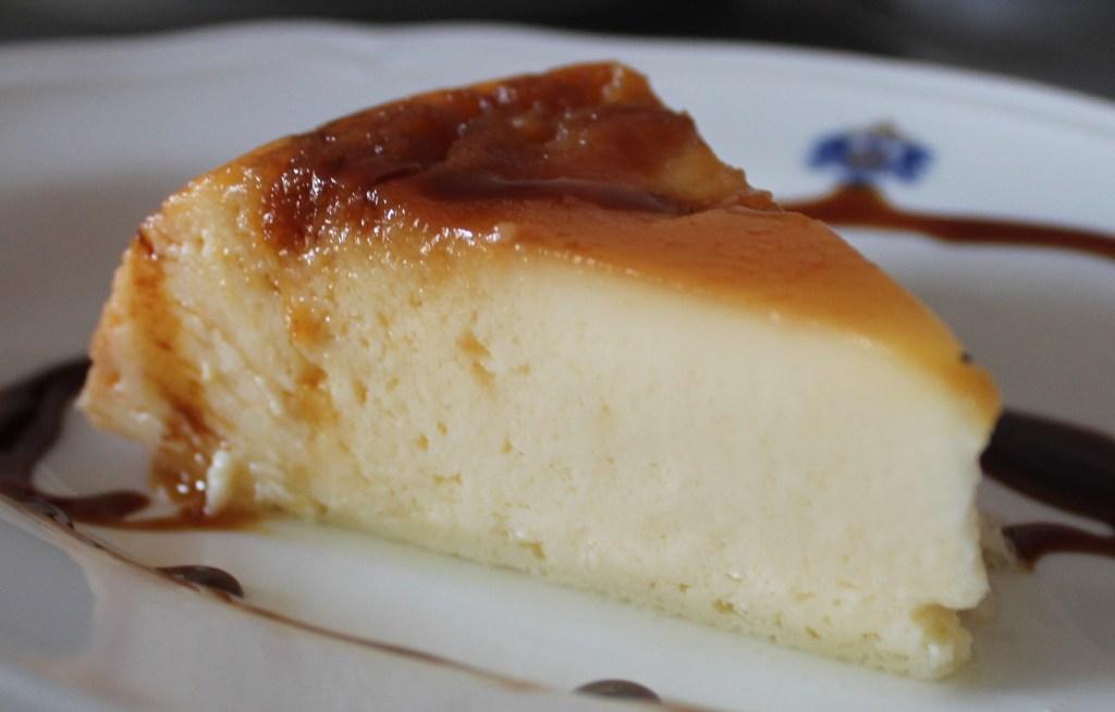 Tarta de queso y yogur en microondas 14 minutos