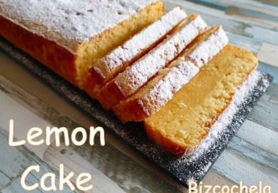 Lemon Cake o bizcocho de limón