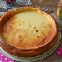 Pastel de queso de Gordom Ramsey