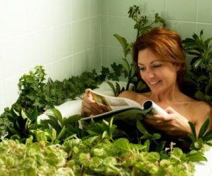 Lose Weight in the bath!