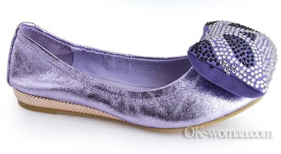 Ballerina flats. Ballet shoes ballet shoes. Ballerina flats. Shoes for women 2012