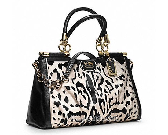 Animal print trends 2012 2013 Coach