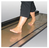 Diagnosis of Hallux Valgus. Pressure Mapping Systems. Walkway™ System