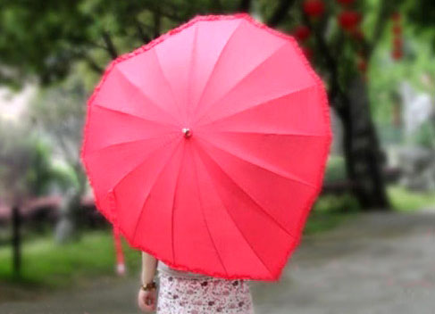 ideas for valentines day umbrella