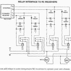 Mg Tf Horn Wiring Diagram Western Snow Plow Solenoid Electronic Circuit Schematics Relay Interface To R C Receivers