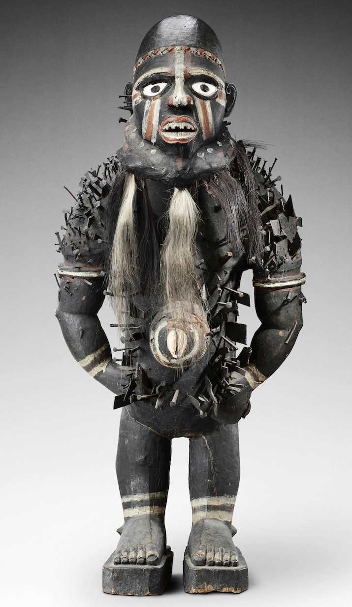 The-Met-Kongo-Power-Figure-(Nkisi N'Kondi Mangaaka)