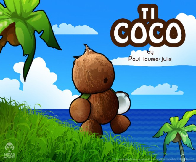 Paul Louise-Julie, Ti Coco. Courtesy of the artist.