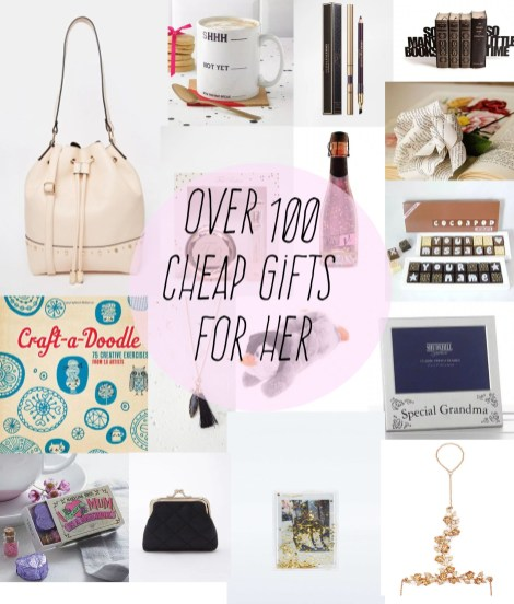 100 Cheap Gift Ideas For Her Under 20 The 2015 Gift
