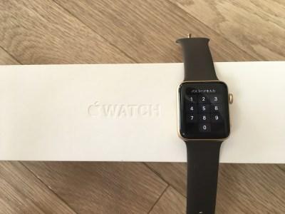Apple Watch SERIES2 でApple Payの使い方と使い具合レポート