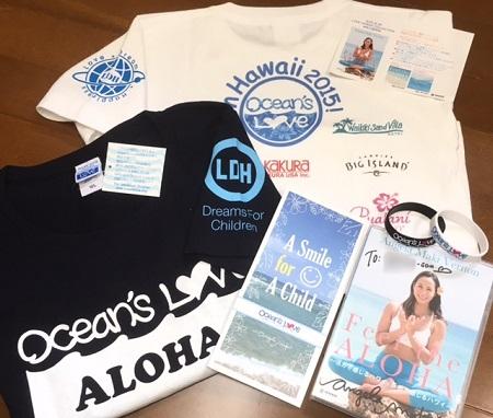 LOVE HAWAII COLLECTION アンジェラ マキ バーノン Ocean Love