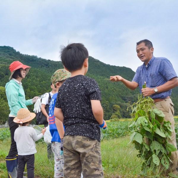 小川町元気な農業体験ツアー