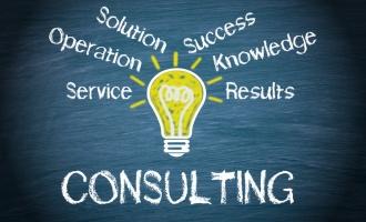 コンサルティング業務のイメージ画像