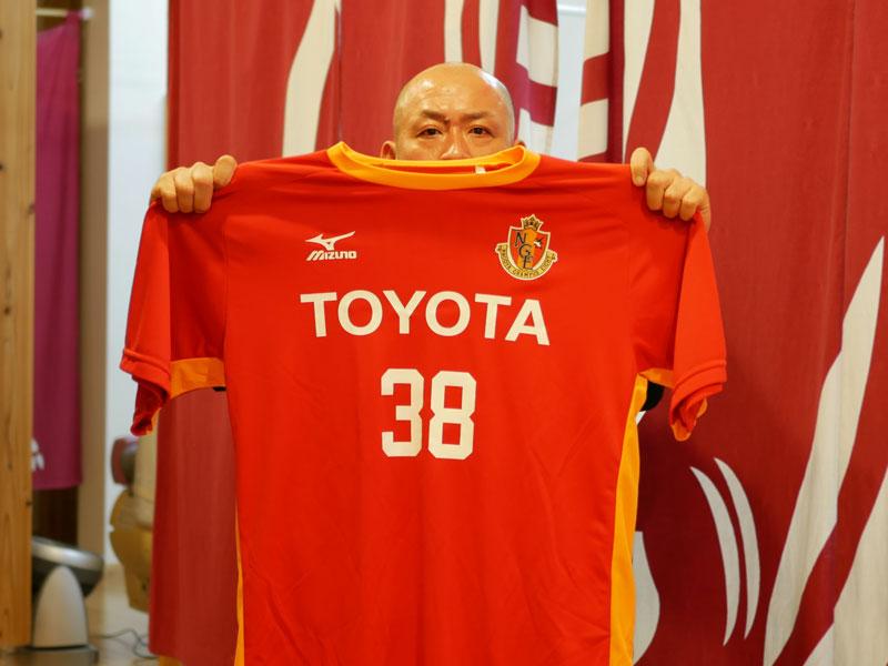 永井龍選手の活躍に期待です!