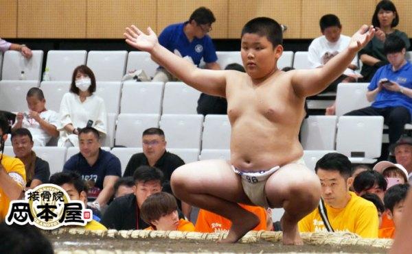 第35回わんぱく相撲全国大会@墨田区総合体育館