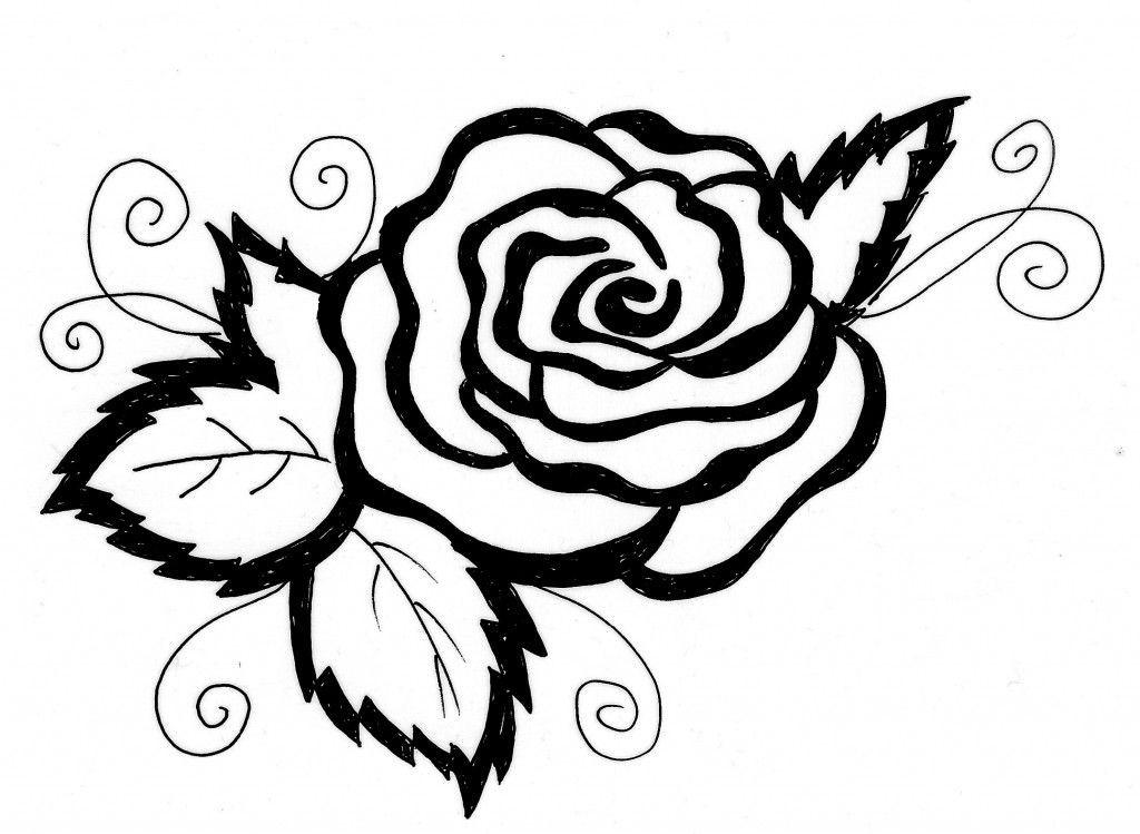 ausmalbilder mandala rosen  malvorlagen gratis