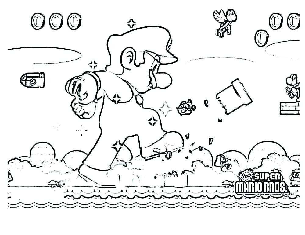 99 Das Beste Von Ausmalbilder Super Mario 3d World