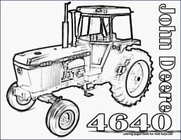 Ausmalbilder Traktor Mit Frontlader Das Beste Von ...