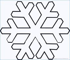 99 Neu Ausmalbilder Weihnachten Schneeflocke Bild   Kinder ...