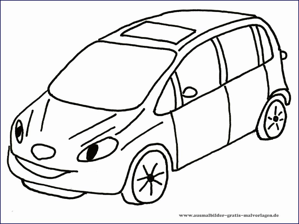 Auto Malvorlage Einfach Das Beste Von Ausmalbilder Autos