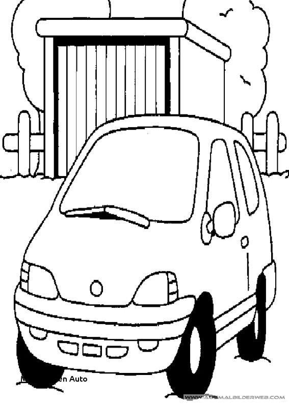 Malvorlagen Auto Einfach - Kostenlose Malvorlagen Ideen