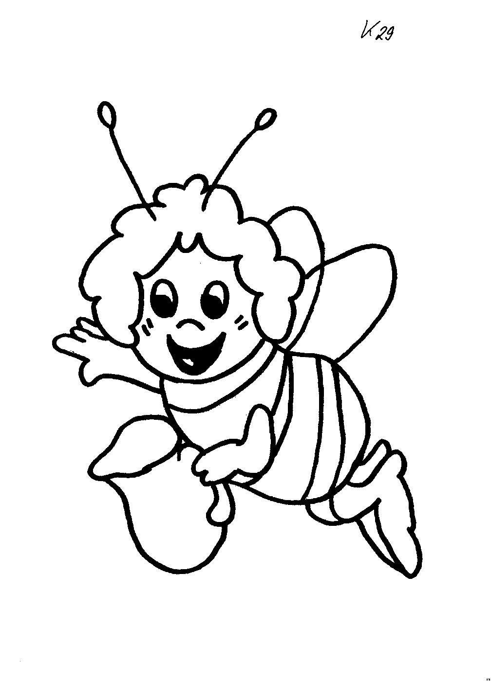94 Das Beste Von Biene Maja Willi Malvorlage Bilder