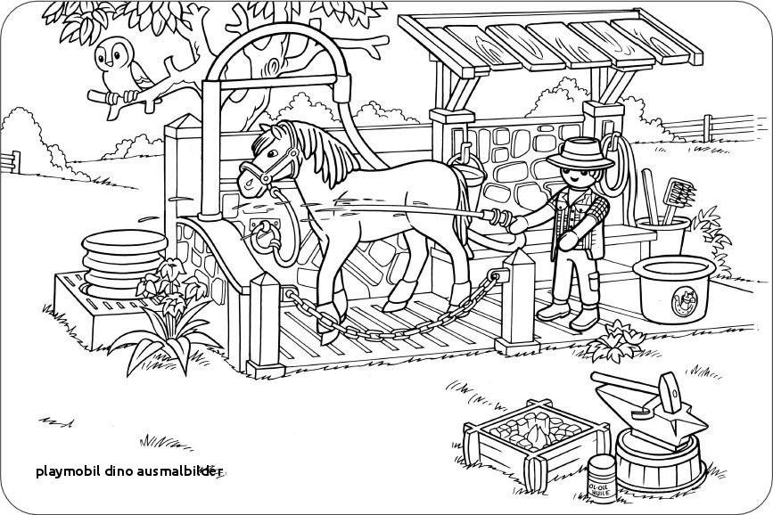 Dino Zug Ausmalbilder Inspirierend Playmobil Dino