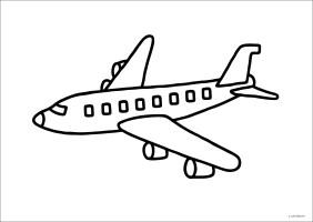 99 Das Beste Von Flugzeuge Zum Ausmalen Sammlung   Kinder ...