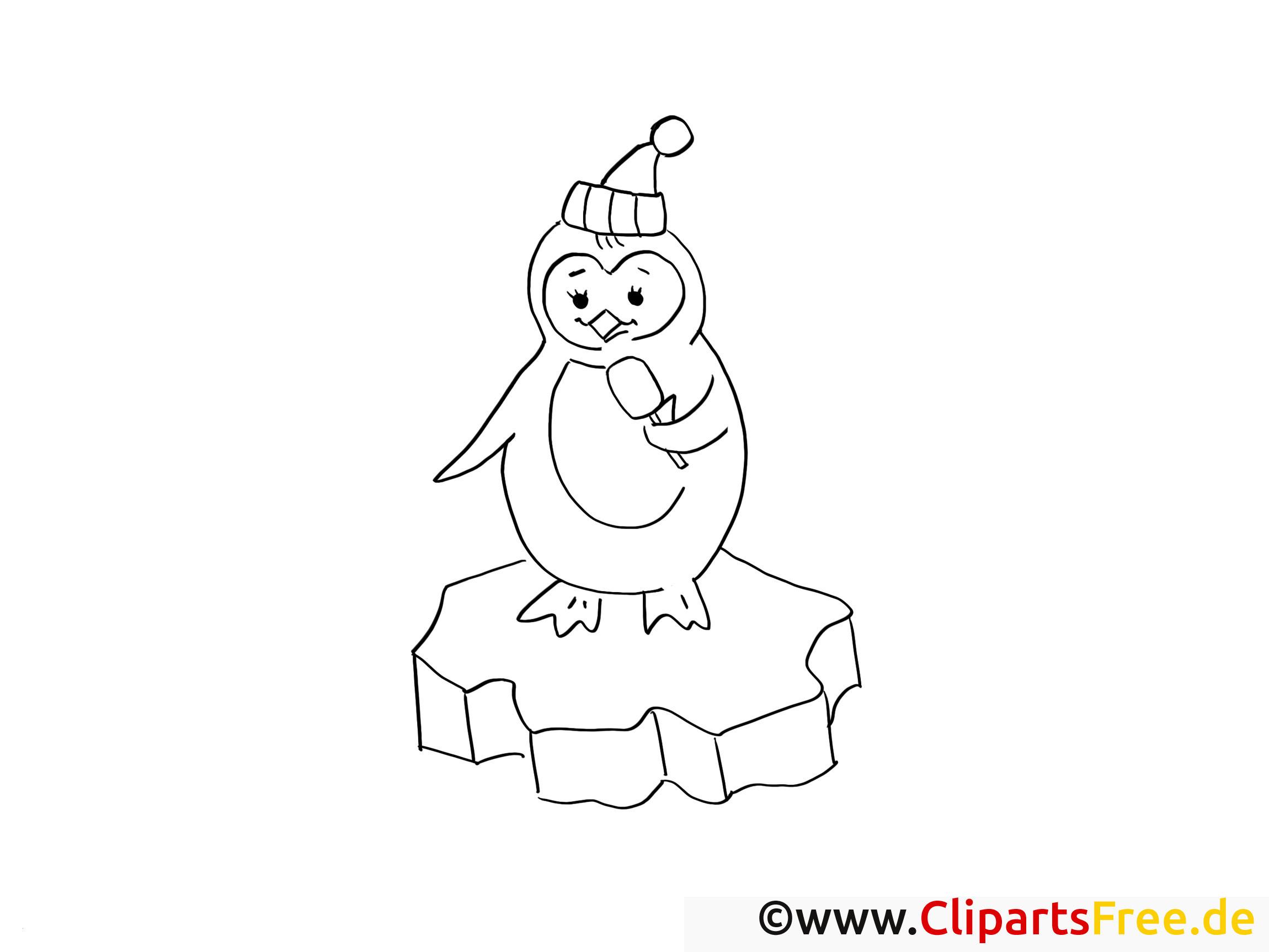 Kinder Malvorlagen Com Genial Pinguin Ausmalbilder Best
