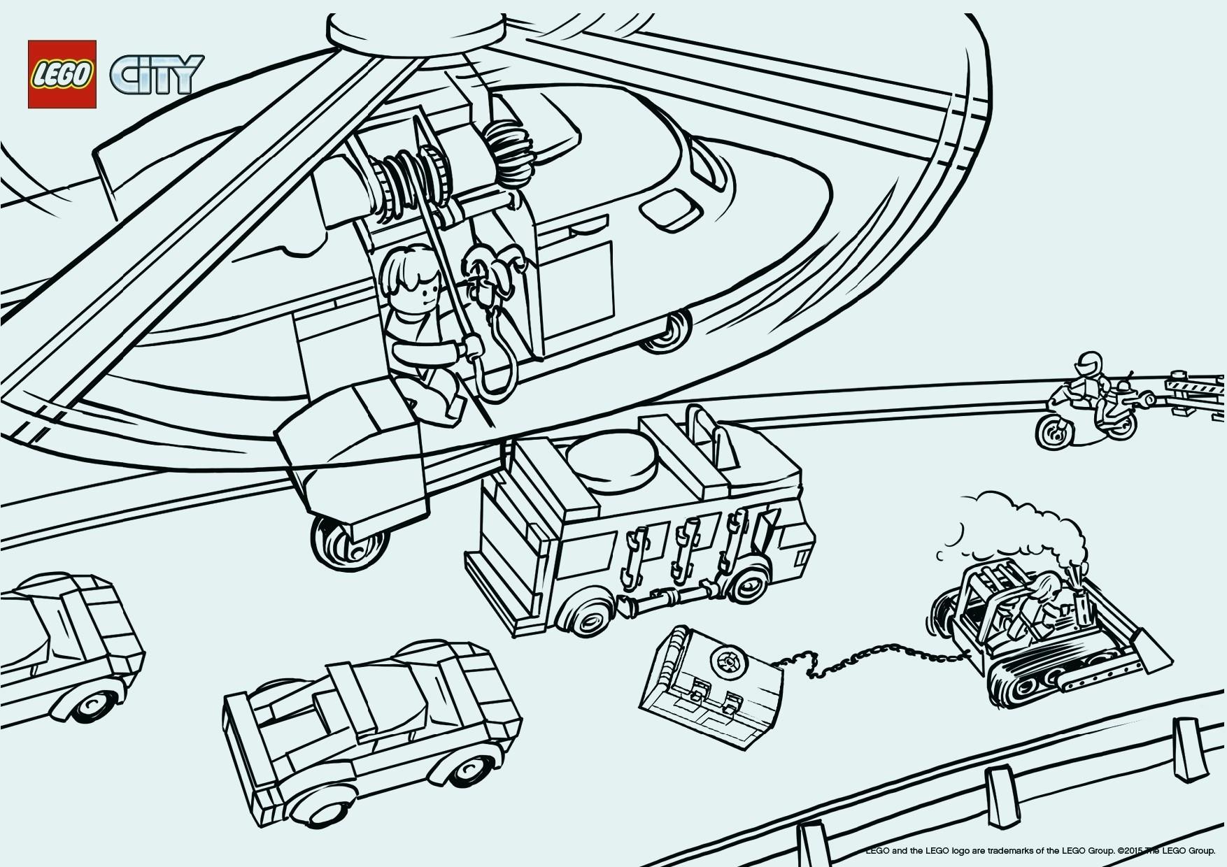 Ausmalbilder Playmobil Polizei