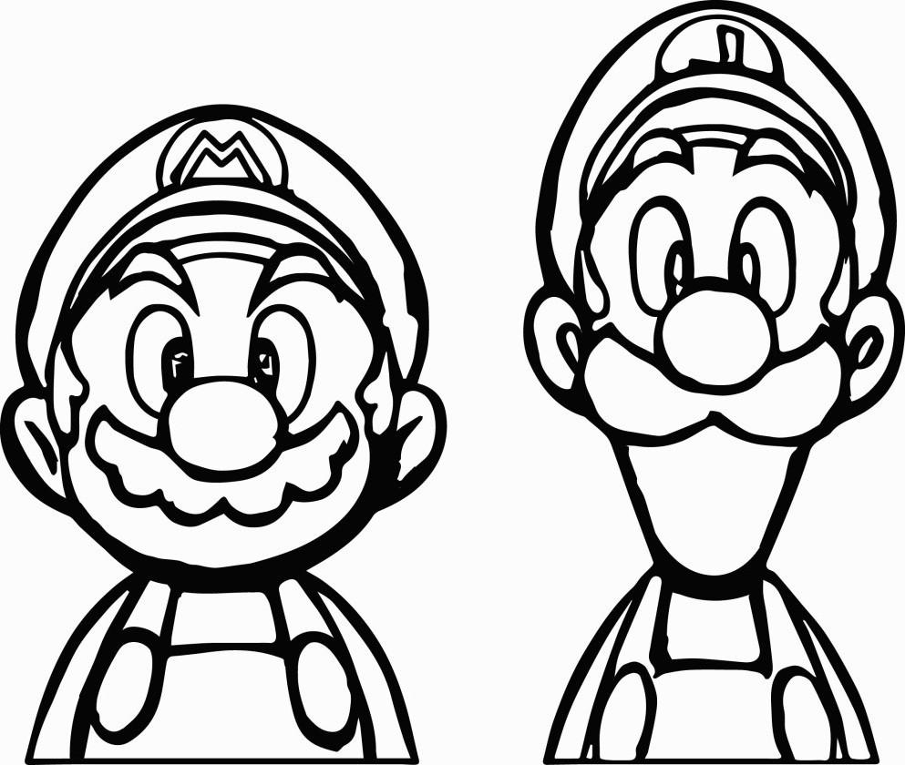 Malvorlage Super Mario Frisch 28 Inspirierend Ausmalbild