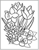 Malvorlagen Blumen Ranken Kostenlos Das Beste Von ...