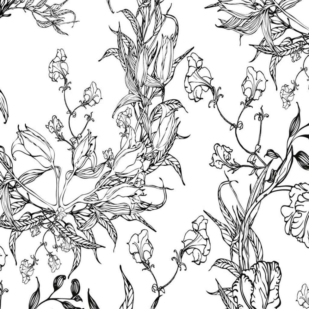 Malvorlagen Blumen Ranken Kostenlos Frisch 28 Elegant
