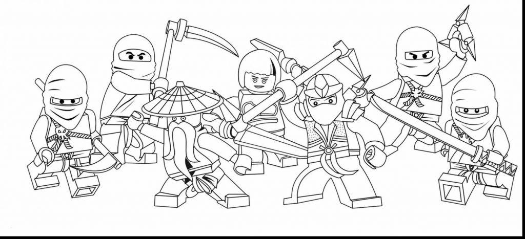 Ninjago Lloyd Ausmalbilder Frisch Druckbare Malvorlage